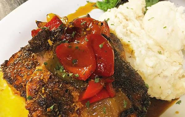 Moroccan Pork Chops